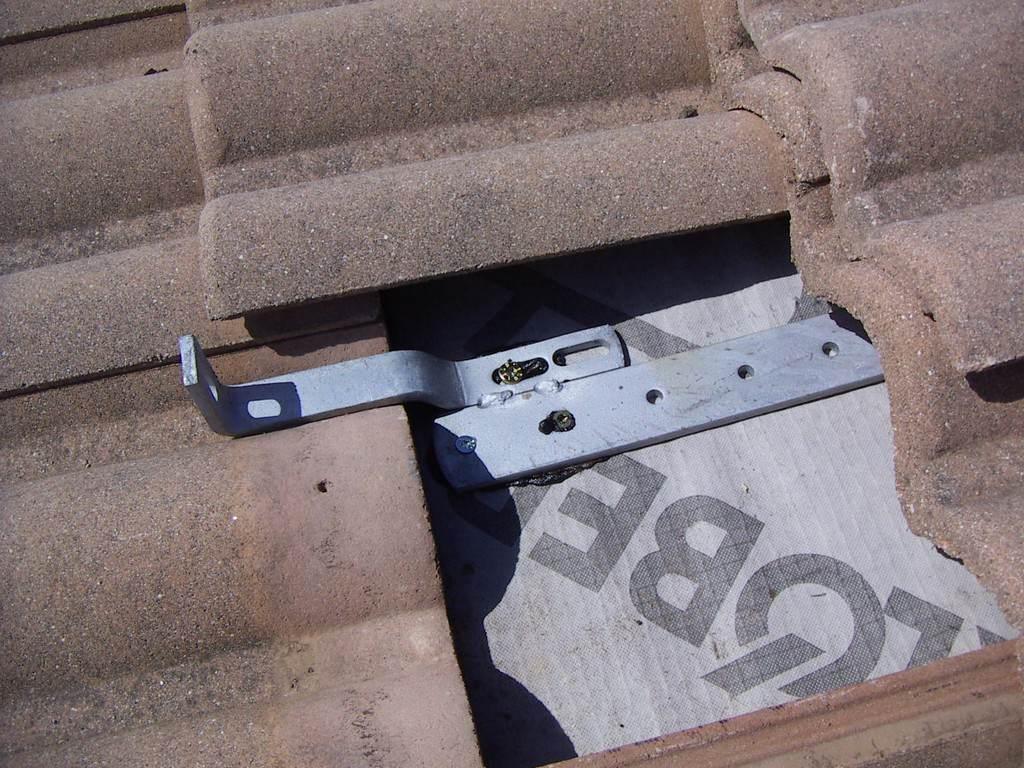 Costruire Tetto In Cemento sottocostruzione per fotovoltaico su costruzione in legno